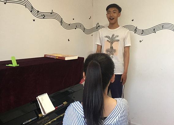内蒙古声乐专业培训