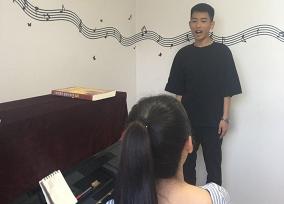 固阳声乐专业